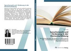 Buchcover von Spracherwerb und -förderung in der Elementarbildung