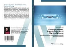 Bookcover of Innengerichtete, identitätsbasierte Markenführung