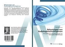 Bookcover of Belastungen von RadiologietechnologInnen