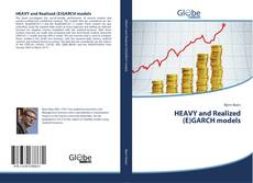 Buchcover von HEAVY and Realized (E)GARCH models