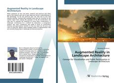 Augmented Reality in Landscape Architecture kitap kapağı
