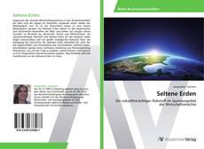Buchcover von Seltene Erden