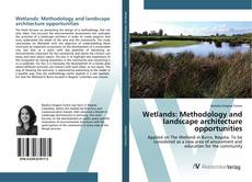 Bookcover of Wetlands: Methodology and landscape architecture opportunities