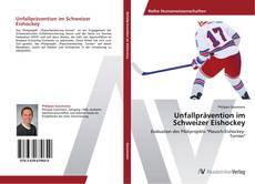 Copertina di Unfallprävention im Schweizer Eishockey