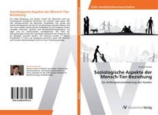 Soziologische Aspekte der Mensch-Tier-Beziehung的封面