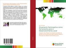 Portada del libro de Orçamento Participativo como Ferramenta para o Desenvolvimento Local