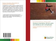 Portada del libro de Análise cinemática 3D do salto em distância em competição