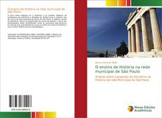 Bookcover of O ensino de História na rede municipal de São Paulo