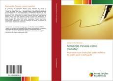 Bookcover of Fernando Pessoa como tradutor