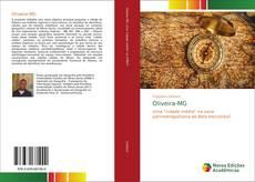 Capa do livro de Oliveira-MG