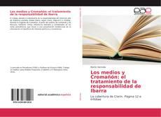 Portada del libro de Los medios y Cromañón: el tratamiento de la responsabilidad de Ibarra