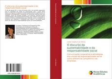 Capa do livro de O discurso da sustentabilidade e da responsabilidade social
