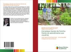 Capa do livro de Estratégia Saúde da Família frente ao atendimento aos usuários