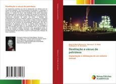 Capa do livro de Destilação a vácuo de petróleos