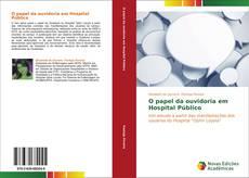 Обложка O papel da ouvidoria em Hospital Público