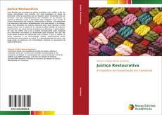 Borítókép a  Justiça Restaurativa - hoz