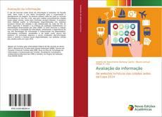 Capa do livro de Avaliação da informação