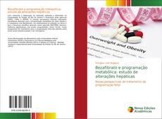 Capa do livro de Bezafibrato e programação metabólica: estudo de alterações hepáticas