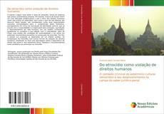 Bookcover of Do etnocídio como violação de direitos humanos