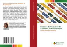 Processo de Pré-autoria de Atividades de Aprendizagem kitap kapağı