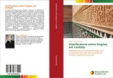 Bookcover of Interferência entre línguas em contato