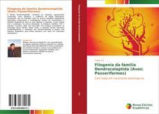 Portada del libro de Filogenia da família Dendrocolaptida (Aves: Passeriformes)