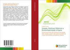 Estado, Políticas Públicas e Sustentabilidade Urbana kitap kapağı