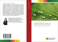 Capa do livro de Representação do Brasil