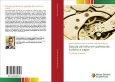 Capa do livro de Estudo de falha em palheta de turbina a vapor