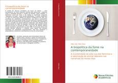 Borítókép a  A biopolítica da fome na contemporaneidade - hoz