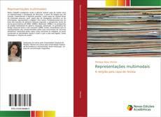 Capa do livro de Representações multimodais