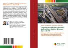 Capa do livro de Otimização de Rotas de Coleta de Resíduos Sólidos Urbanos - Goioerê-PR