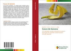 Portada del libro de Casca de banana