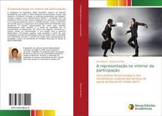 Copertina di A representação no interior da participação