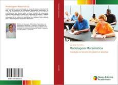 Capa do livro de Modelagem Matemática