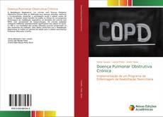 Capa do livro de Doença Pulmonar Obstrutiva Crónica
