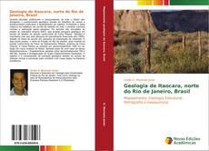 Bookcover of Geologia de Itaocara, norte do Rio de Janeiro, Brasil