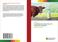 Buchcover von Avaliação de bem-estar em vacas em lactação