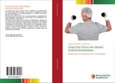 Portada del libro de Exercício Físico em Idosos Institucionalizados