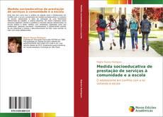 Обложка Medida socioeducativa de prestação de serviços à comunidade e a escola