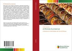 Capa do livro de A Mistida Guineense