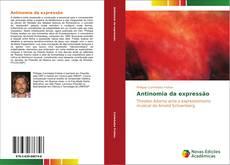 Bookcover of Antinomia da expressão