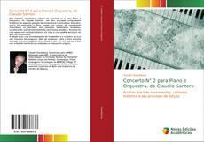 Bookcover of Concerto N° 2 para Piano e Orquestra, de Claudio Santoro