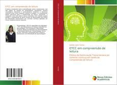 Capa do livro de ETCC em compreensão de leitura