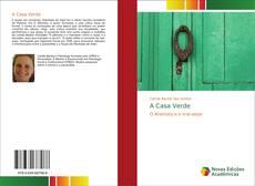 Capa do livro de A Casa Verde