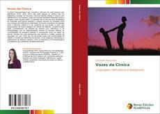 Capa do livro de Vozes da Clínica