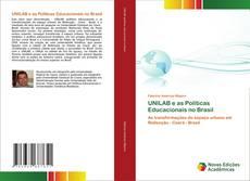 Capa do livro de UNILAB e as Políticas Educacionais no Brasil