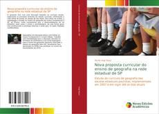 Bookcover of Nova proposta curricular do ensino de geografia na rede estadual de SP