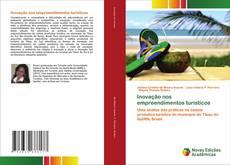 Capa do livro de Inovação nos empreendimentos turísticos