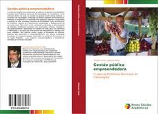 Bookcover of Gestão pública empreendedora